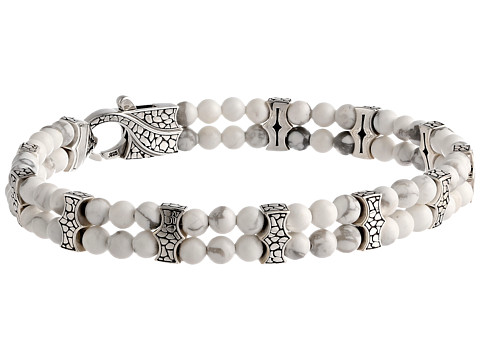Stephen Webster Rayman Beaded Bracelet - Howlite