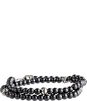 Stephen Webster - Thorn Double Wrap Beaded Bracelet