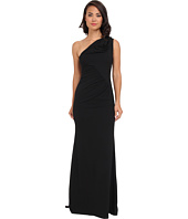 Badgley Mischka - One Shoulder Gown