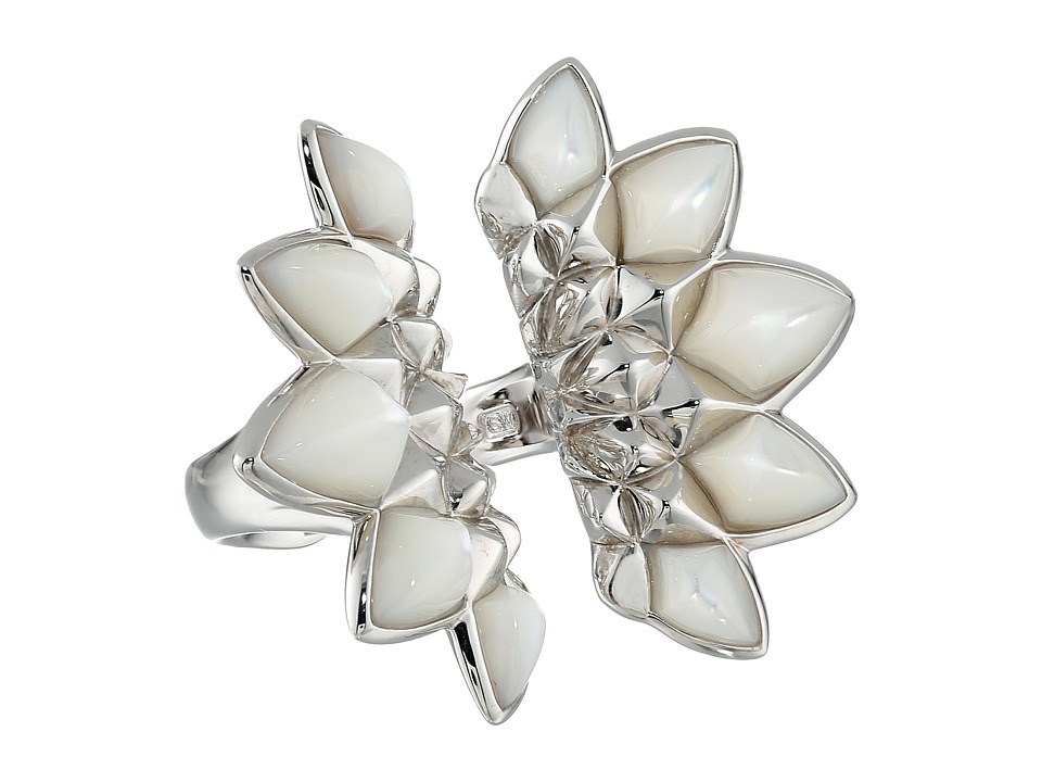 Stephen Webster - Super Stud Split Ring (White Mother of ...