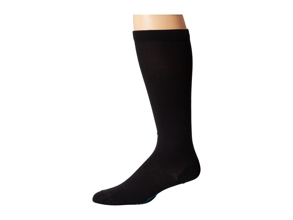 Fox River Diabetic Fatigue Fighter Black Crew Cut Socks Shoes