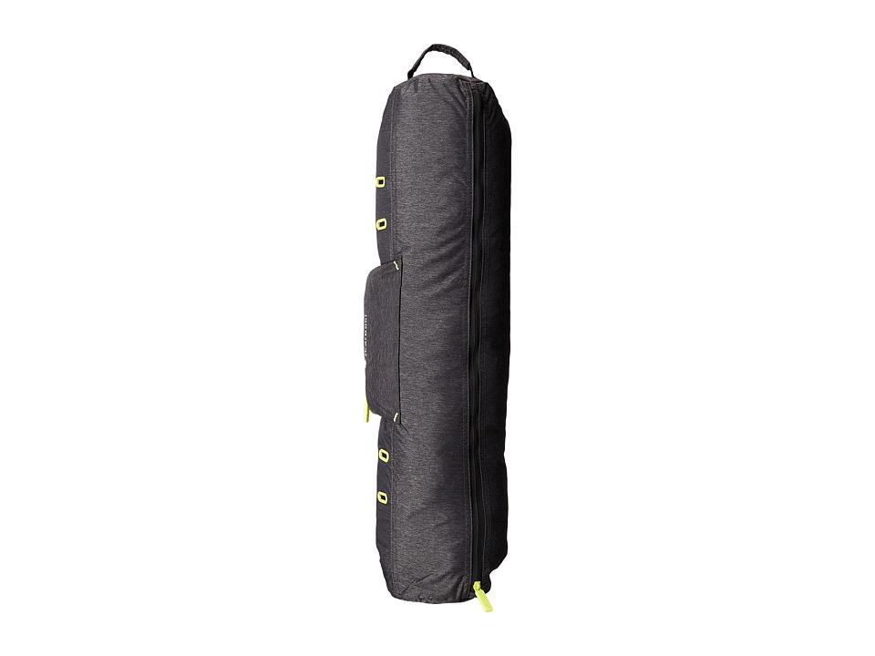 Sherpani - Spree Yoga Mat Holder (Heathered Black 1) Bags