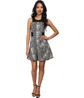 Parker - Franco Combo Dress