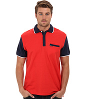 Members Only - Color Block Polo