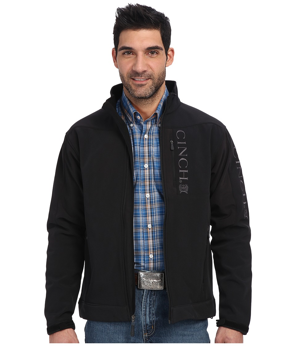 Cinch Cinch Bonded Jacket Black 3 Mens Jacket