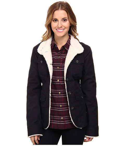 Carve Designs Bryce Jacket (Night) Women's Coat