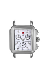 Michele - Deco, Diamond Dial Silver/Steel