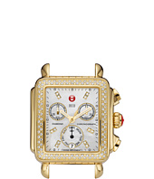 Michele - Deco Diamond Gold, Diamond Dial