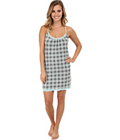 P.J. Salvage - Rosy Outlook Plaid Sleep Chemise