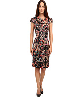 Just Cavalli - Short Sleeve Print Dress