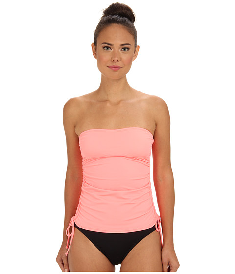 Hurley - One Only Soft Cup Bandini (Pink) Women's Swimwear