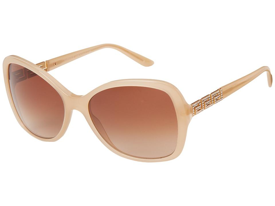 Versace VE4271B Opal Beige/Brown Gradient Fashion Sunglasses