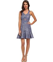 Rebecca Taylor - Foil Halter Dress