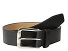 Cole Haan 35mm Feather Edge Stitch Pebble Leather Strap