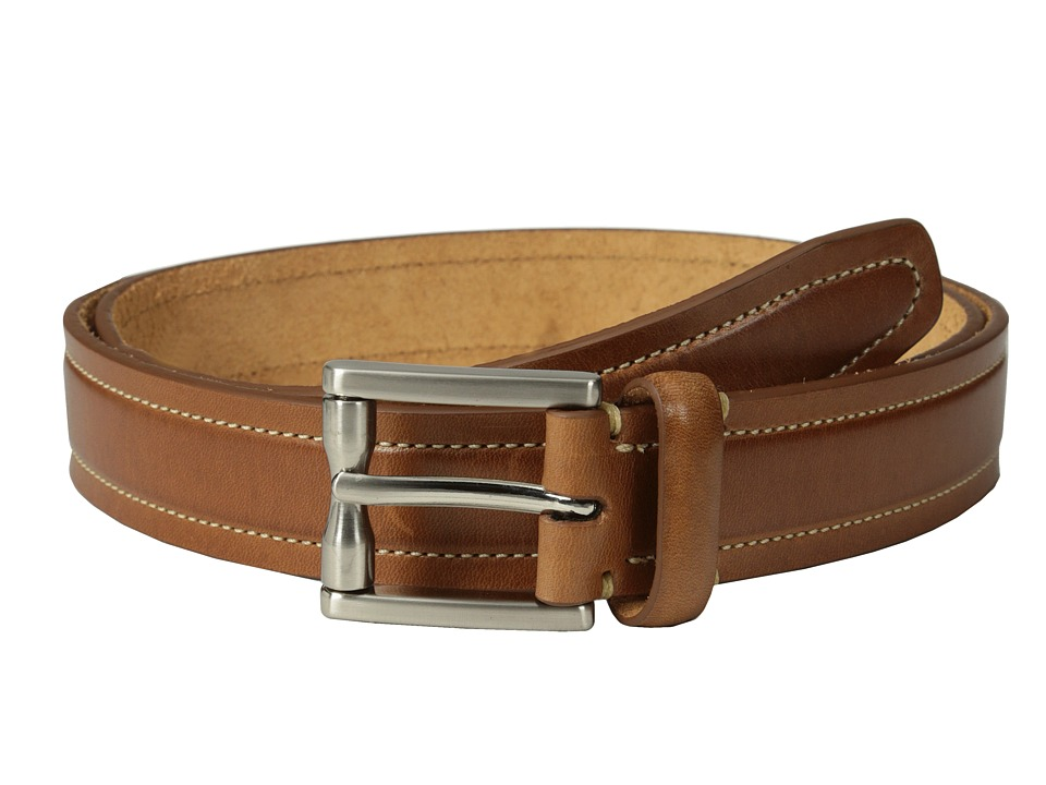 Cole Haan 30mm Exchange Belt Buckle British Tan Mens Belts