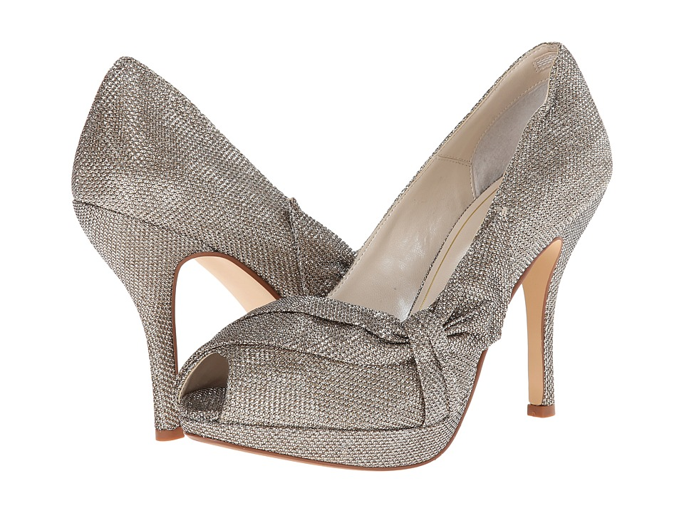 Caparros Odessa (Champagne Sparkle 1) High Heels