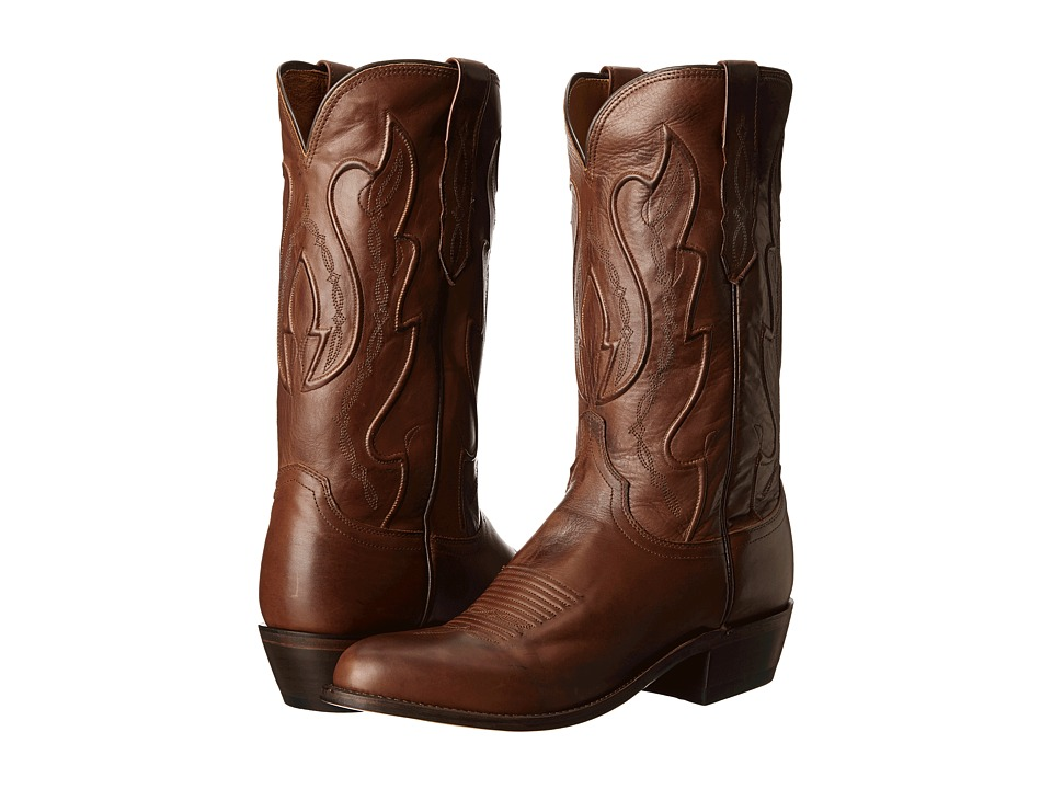 Lucchese M1004.R4 (Tan Ranch Hand) Cowboy Boots