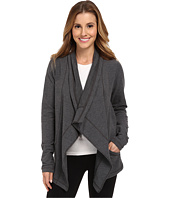 Lucy - Studio Flow Wrap Jacket