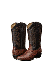 Roper - Printed Caiman Round Toe Boot