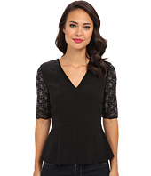 Rebecca Taylor - S/S Geo Shimmer Top