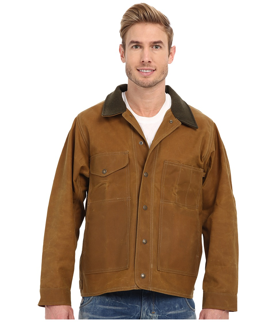 Filson Tin Jacket Tan Mens Jacket