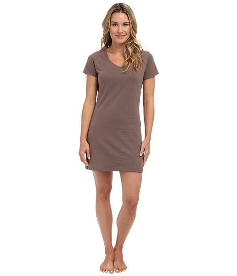 Jockey - Cotton Jersey Sleepshirt (Truffle) Women's Pajama