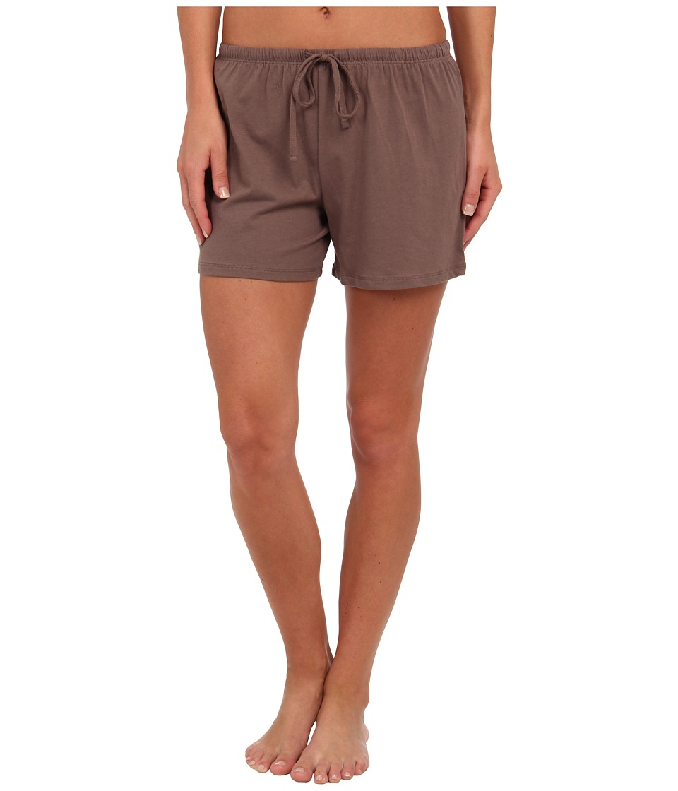 Jockey Jockey Cotton Essentials Boxer Taupe Womens Pajama