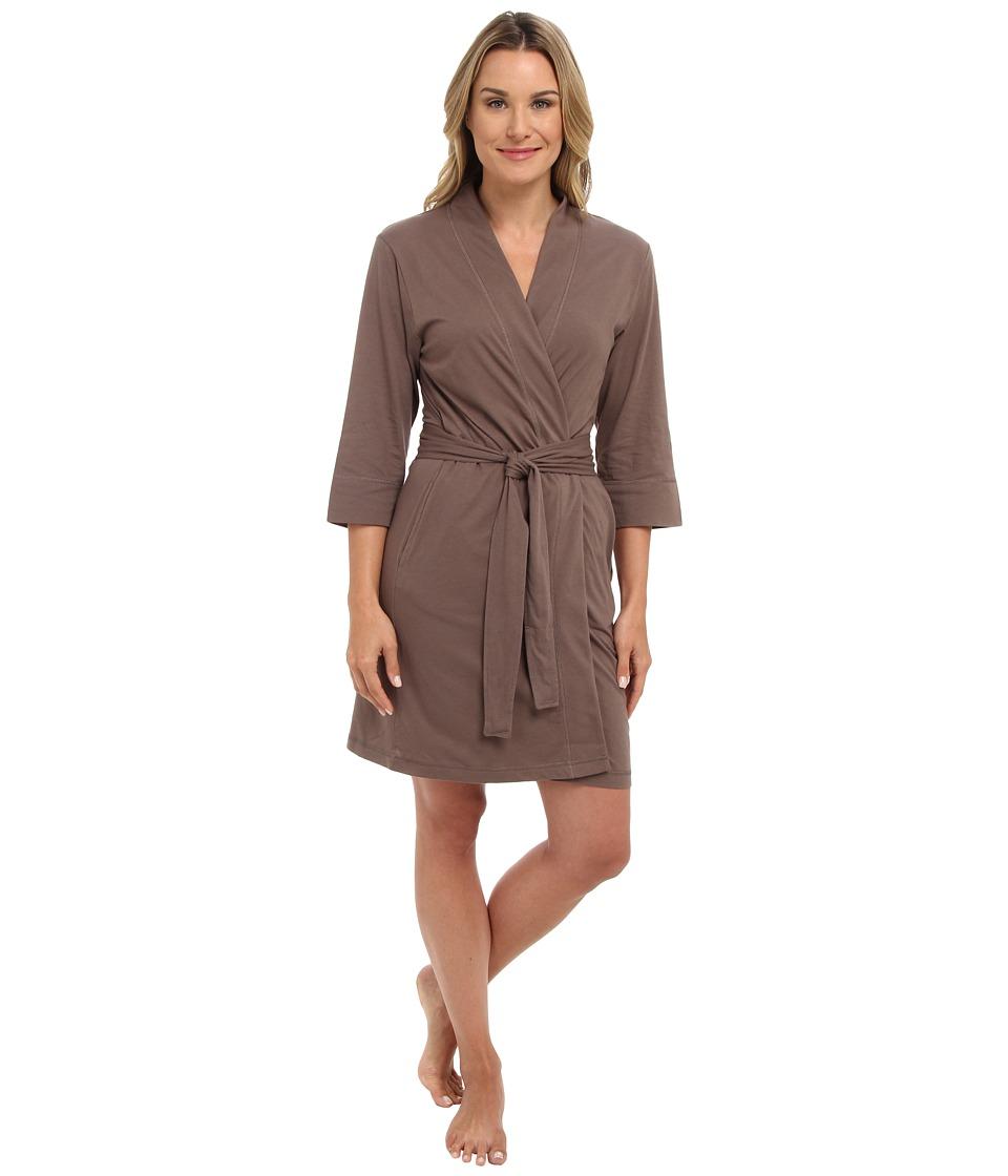 Jockey Jockey Cotton Essentials Robe Truffle Womens Robe