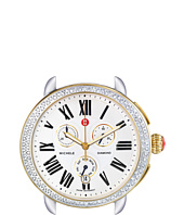 Michele - Serein Diamond Two-Tone Silver/Gold Watch Head