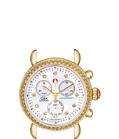 Michele - CSX-36 Diamond Gold, Diamond Dial Watch Head
