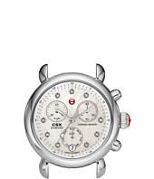 Michele - CSX-36, Diamond Dial Silver/Steel