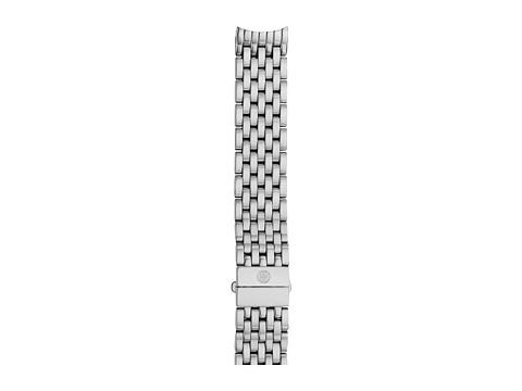 Michele 16mm Serein 16 7-Link Bracelet Silver/Steel - Silver/Steel