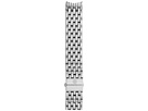 Michele 16mm Serein 16 7-Link Bracelet Silver/Steel