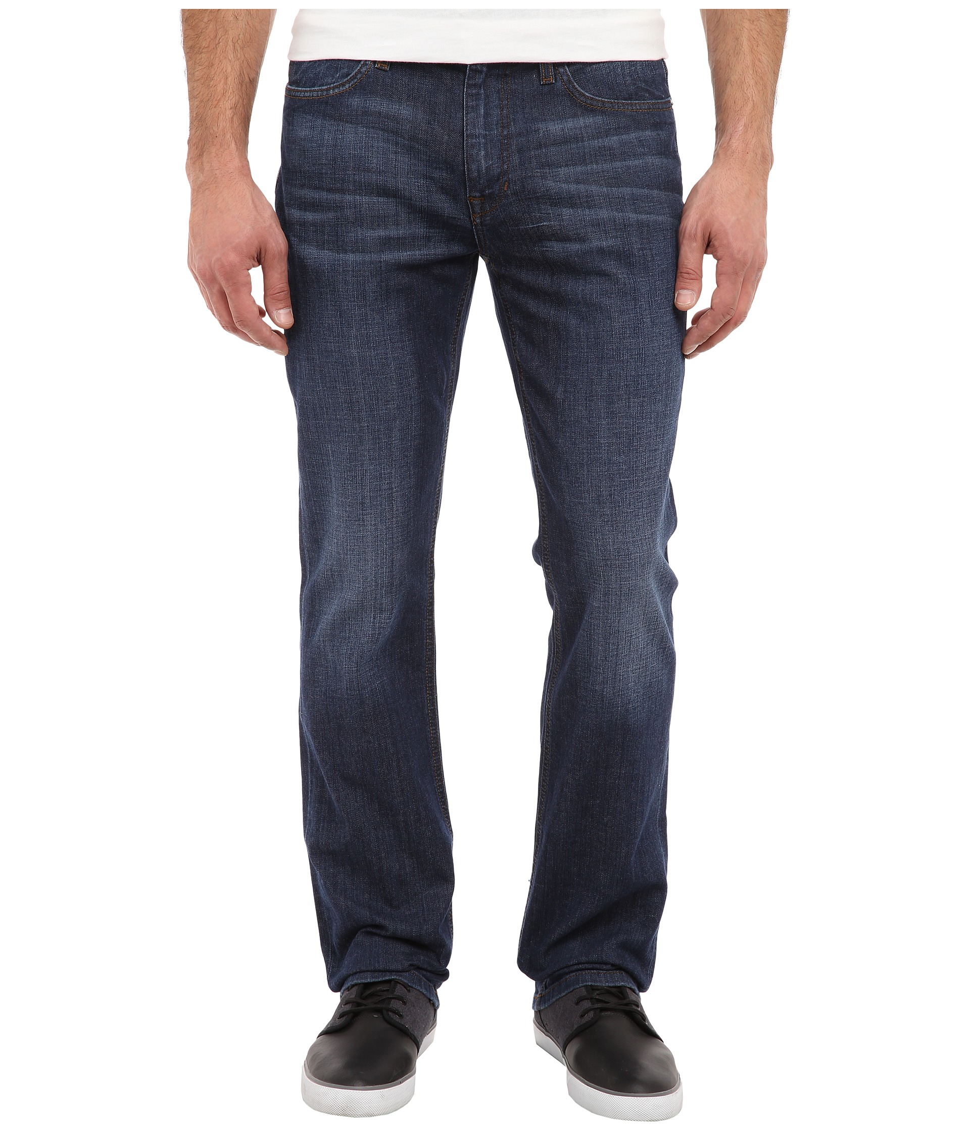 Joe's Jeans Classic Straight in Ivo - Zappos.com Free ... Joes Jeans Mens