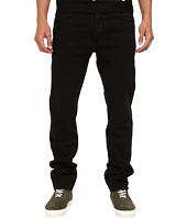 HELMUT LANG - Overdye Black Wash Straight Leg Jean