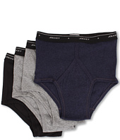 Jockey - Cotton Full-Rise Brief 4-Pack