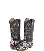 Roper - Zebra Glitter Snip Toe Boot