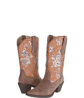 Roper - Metallic Flower Print Boot