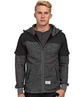 Crooks & Castles - Raven Knit Zip Hoody