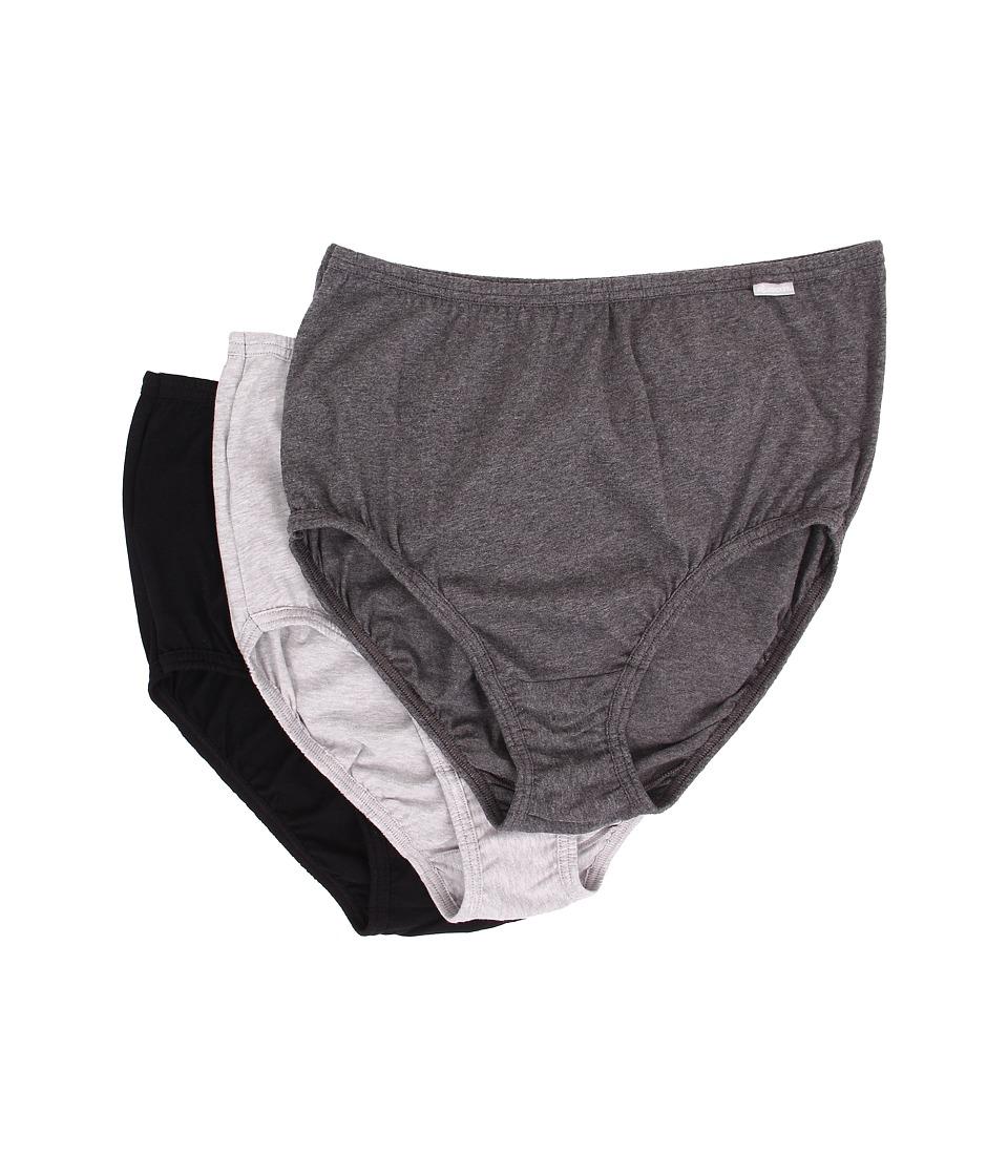 Jockey - Plus Size Elance Brief 3-Pack