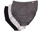 Plus Size Elance® Brief 3-Pack