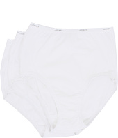 Jockey - Classics Full Cut Brief 3-Pack