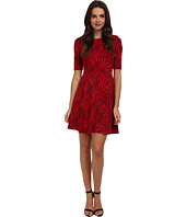 Christin Michaels - Ruby Hummingbird Dress