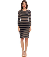 BCBGMAXAZRIA - Briza Striped Dress