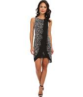 BCBGMAXAZRIA - Audra Printed Dress