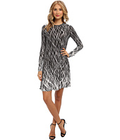 BCBGMAXAZRIA - Jeanna Printed Knit Dress