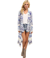 Brigitte Bailey - Comfort Zone Stripe Cardigan