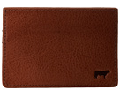Will Leather Goods Sampson Slim Card Case (Cognac)