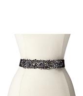 BCBGMAXAZRIA - Floral Stone Waist Belt