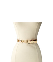 BCBGMAXAZRIA - Plate buckle Chain Front Waist Belt